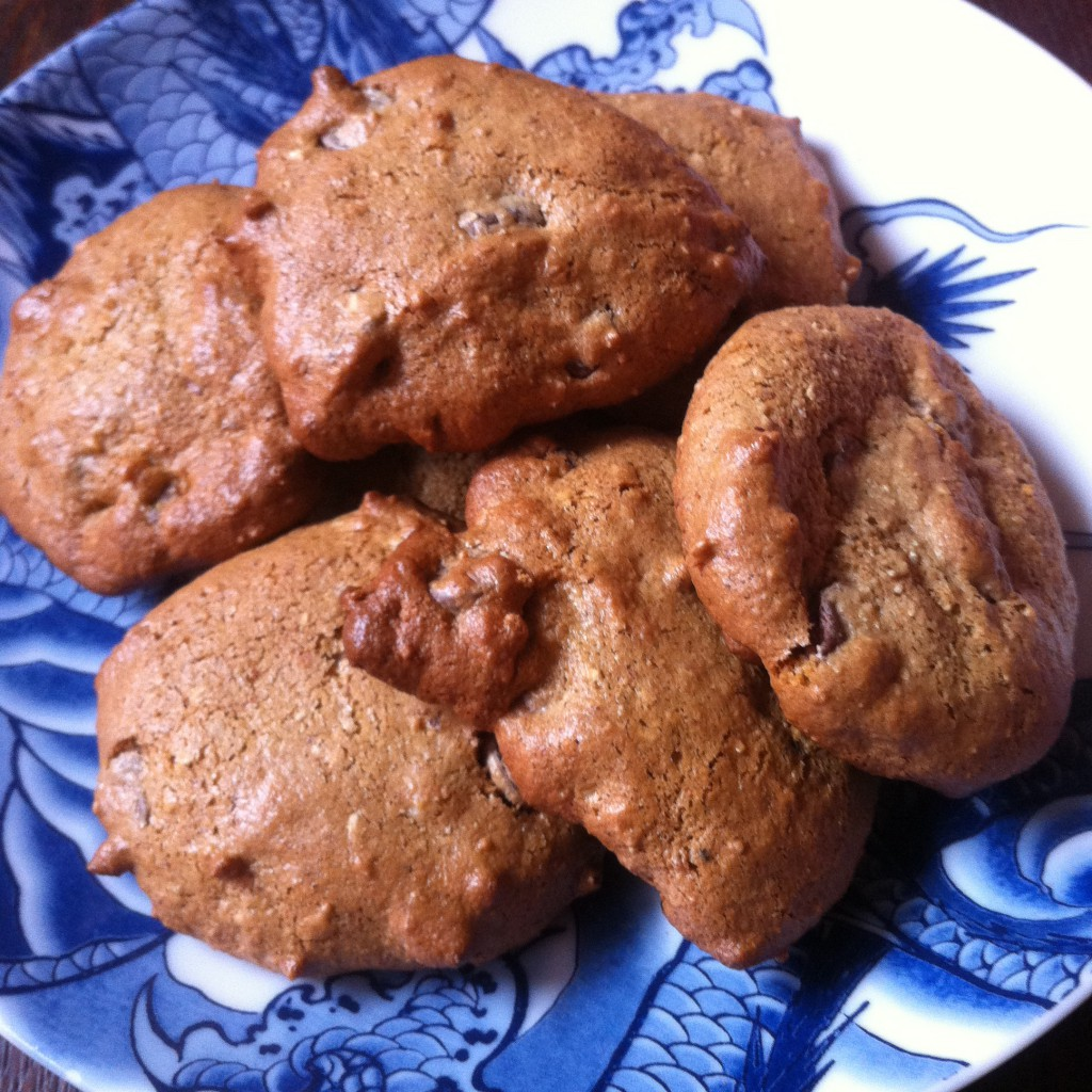 You'll Never Miss the Gluten + Dairy Cookies