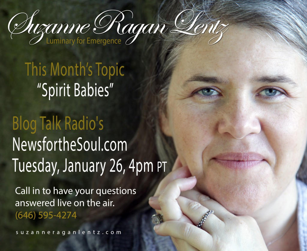 Radio Show Spirit Babies